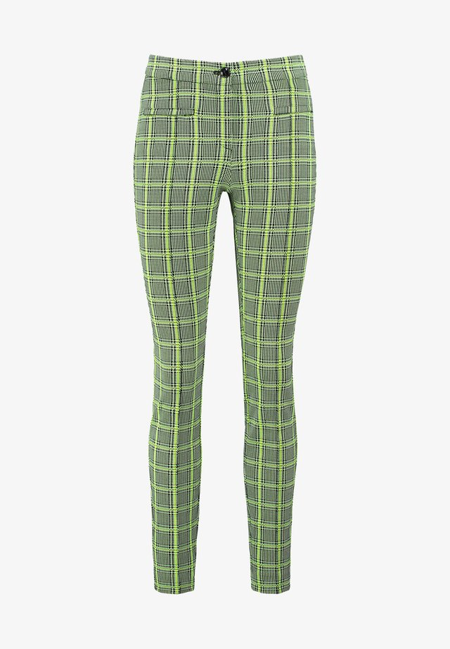 Trousers - yellow