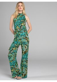 Claudia Sträter - Jumpsuit - middle  green - 1