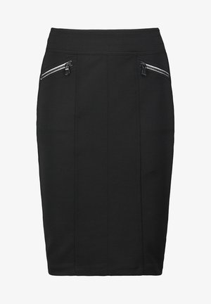 PUNTO - Pencil skirt - black