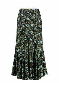 Claudia Sträter - A-line skirt - khaki - 3