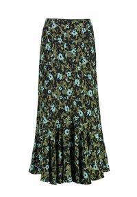 Claudia Sträter - A-line skirt - khaki - 0