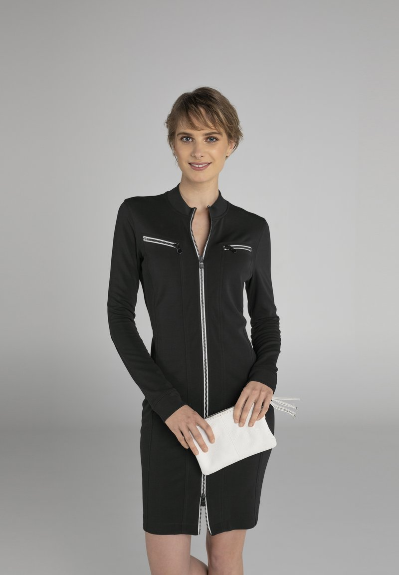 Claudia Sträter - Jersey dress - black