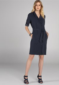 Claudia Sträter - Shirt dress - navy - 1