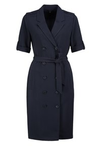 Claudia Sträter - Shirt dress - navy - 0