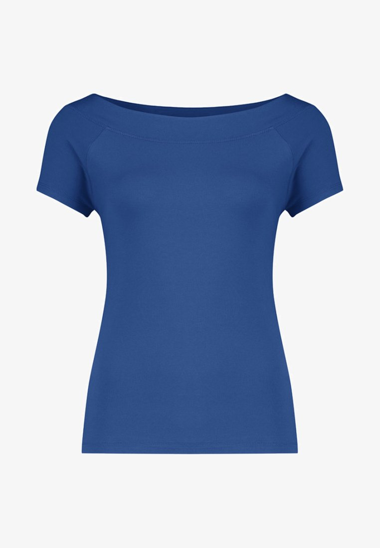 Claudia Sträter - Basic T-shirt - blue