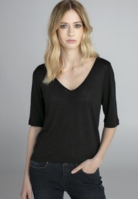 Claudia Sträter - Long sleeved top - black - 0