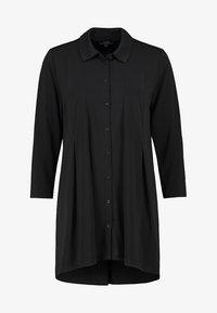 Claudia Sträter - Button-down blouse - black - 0