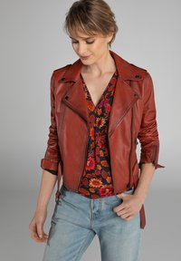 Claudia Sträter - Blouse - brown camel - 1
