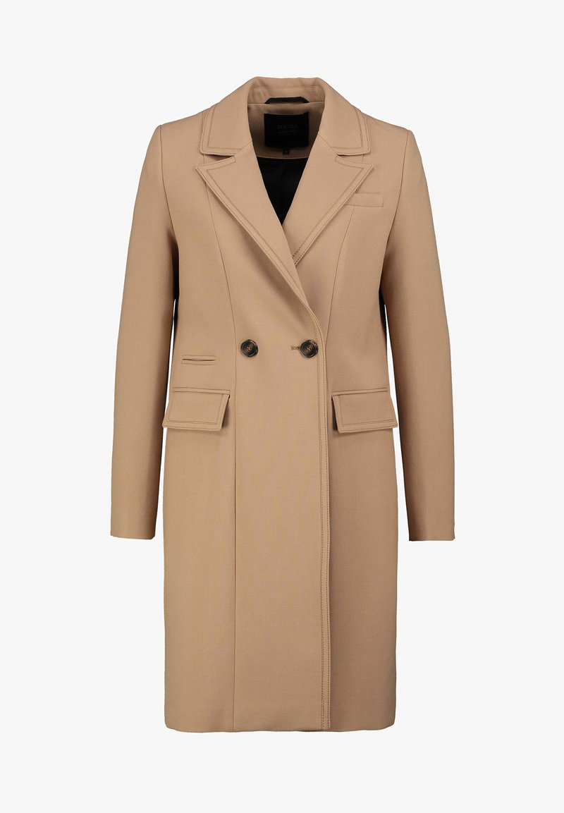 Claudia Sträter - Short coat - camel