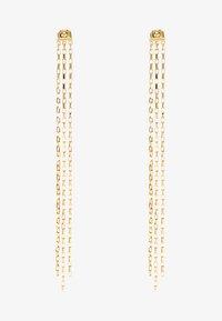 cloverpost - STALL SCREEN EARRINGS - Örhänge - yellow gold-coloured - 3