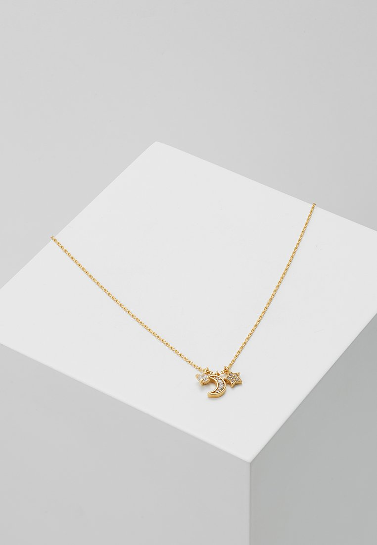 cloverpost - UNIVERSE NECKLACE - Necklace - yellow/gold-coloured