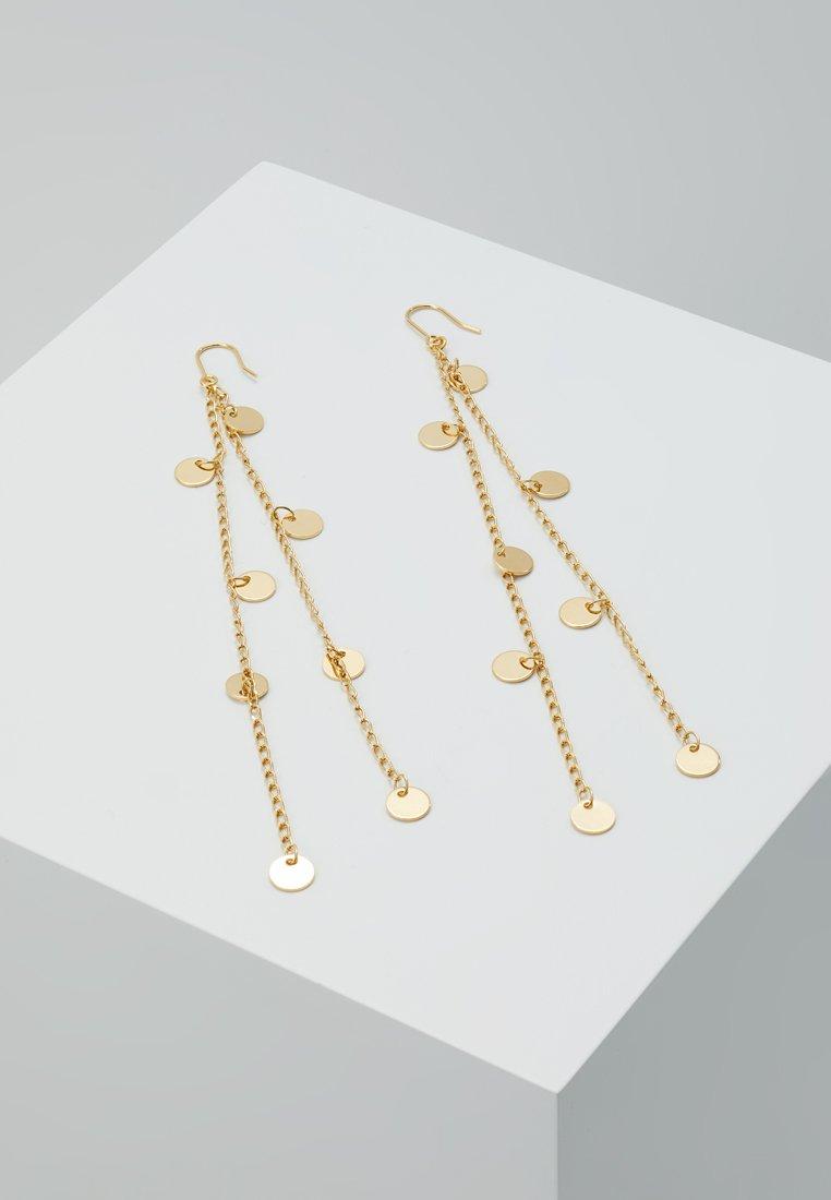 cloverpost - CYCLE EARRINGS - Earrings - yellow gold