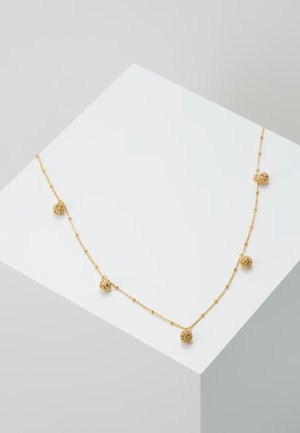 POWDER NECKLACE - Ketting - yellow gold-coloured