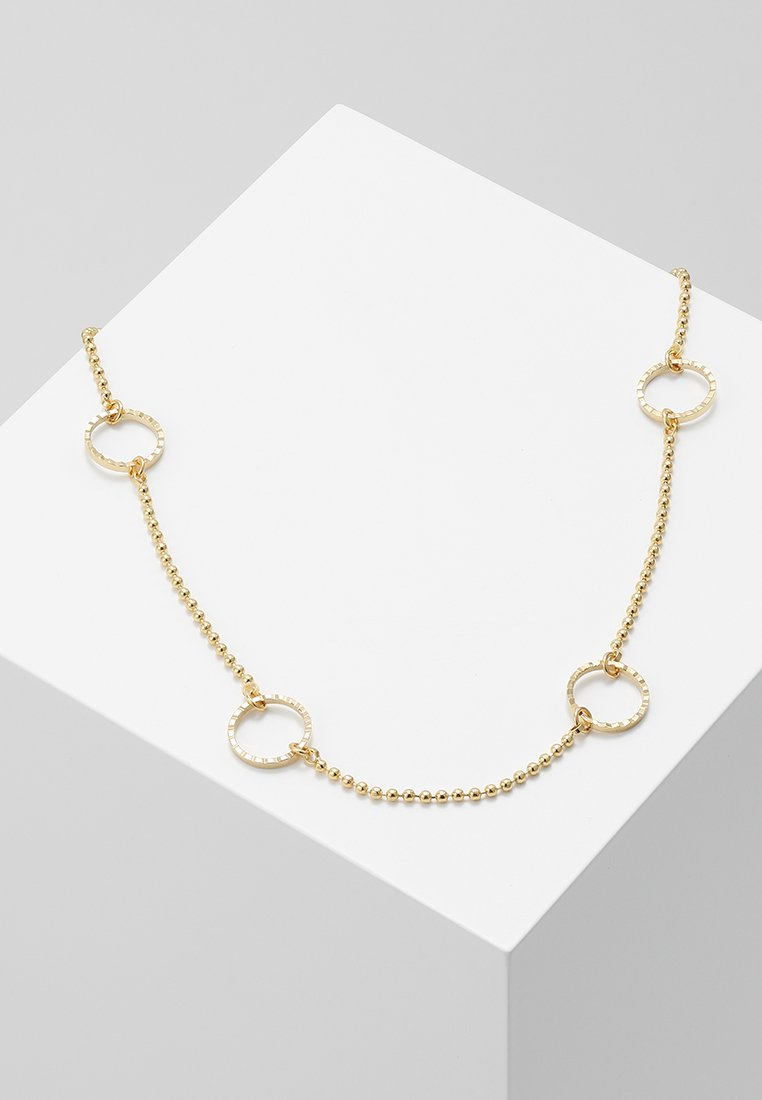 cloverpost - GAIN NECKLACE - Necklace - yellow gold-coloured