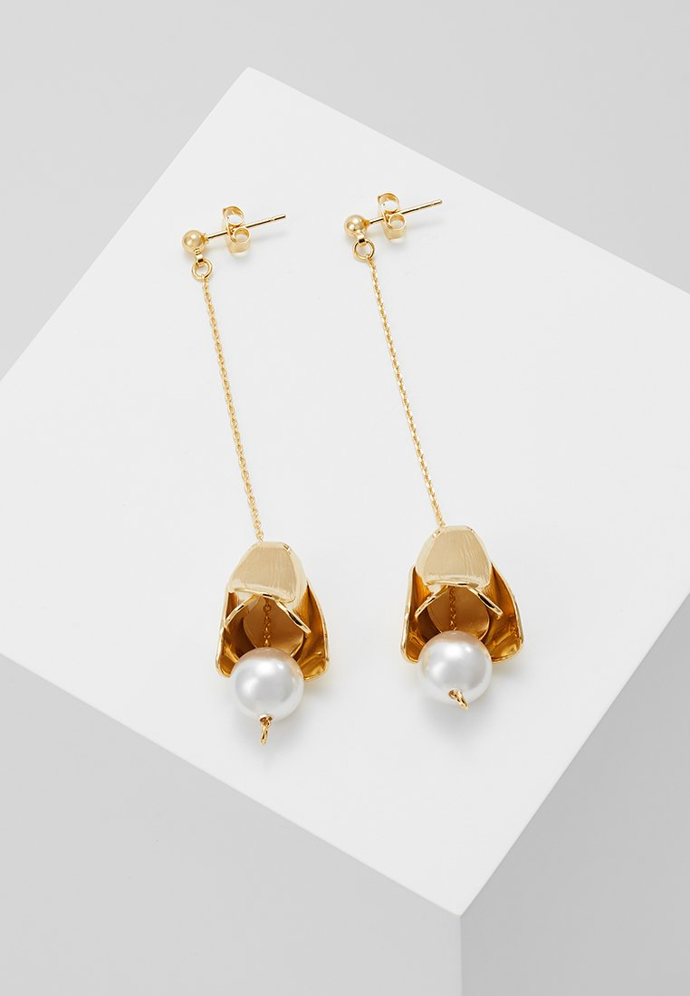 cloverpost - SYLVAN EARRINGS - Earrings - yellow /gold-coloured