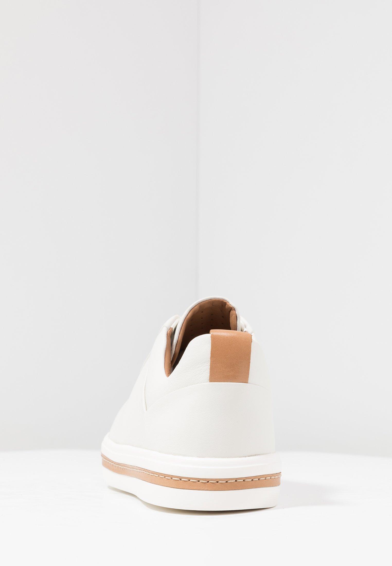 Clarks Unstructured UN MAUI LACE - Sneakers - white