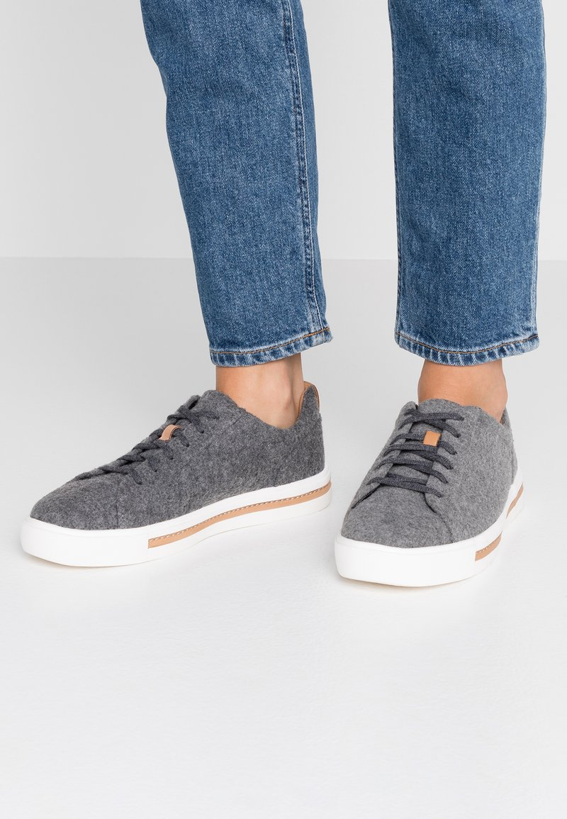 Clarks Unstructured - UN MAUI LACE - Sneaker low - grey