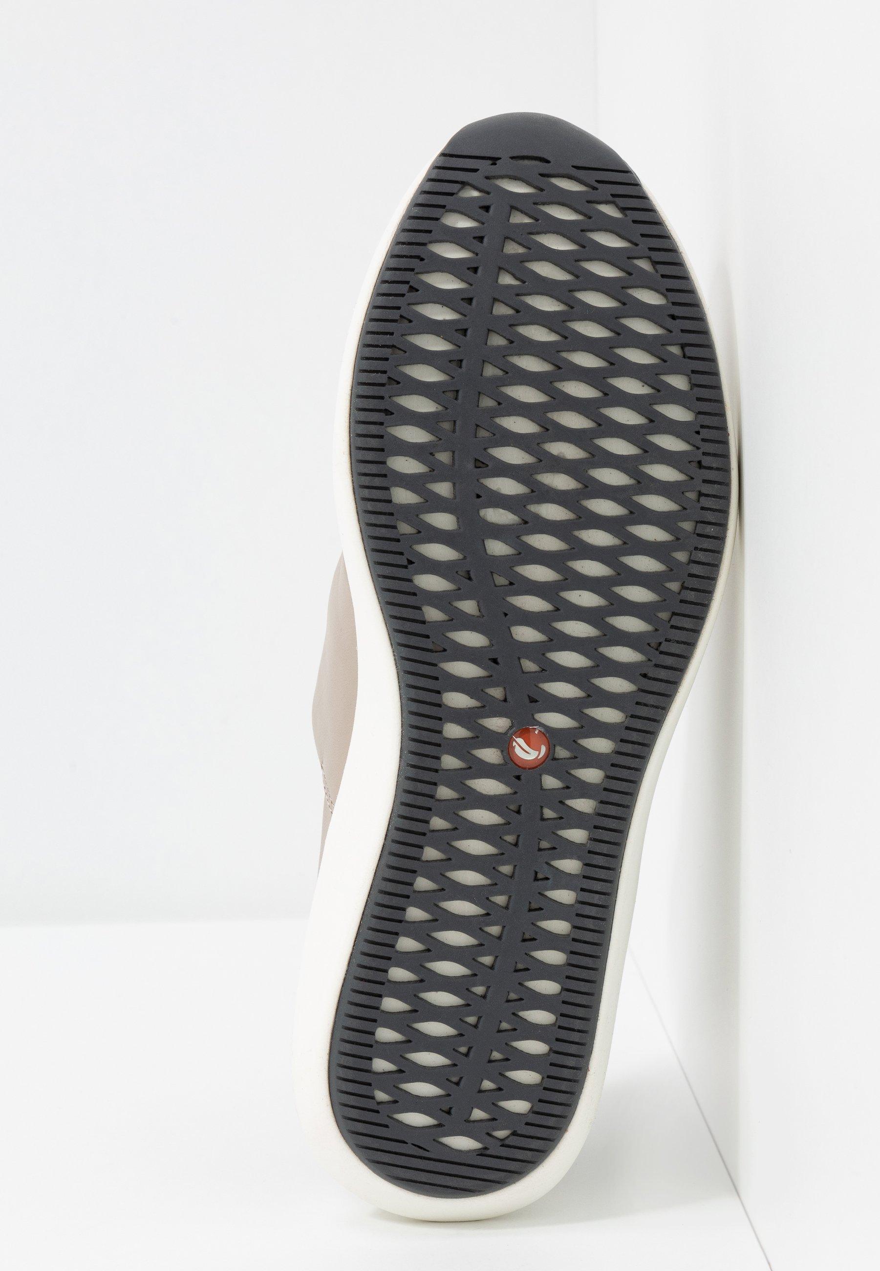 Clarks Unstructured UN RIO LACE - Sneakers - stone