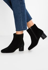 Clarks Unstructured - COSMO UP - Botines - black - 0