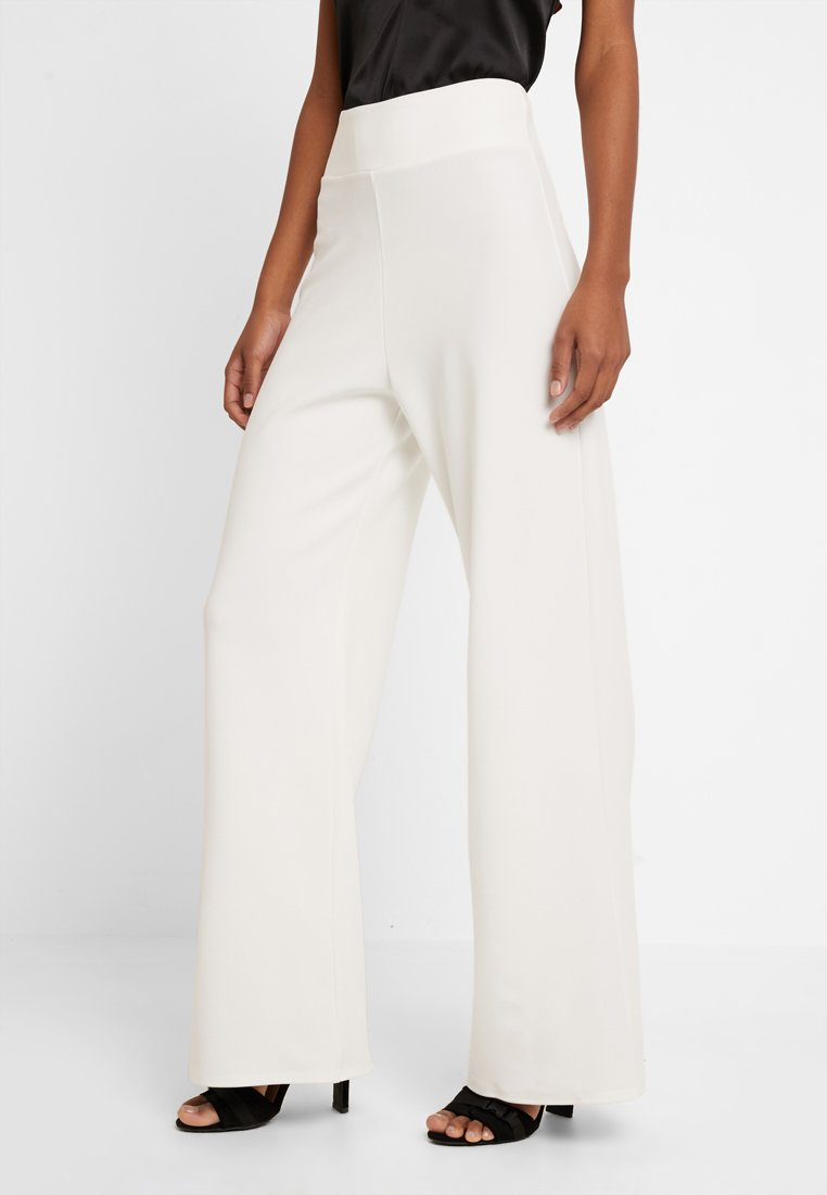 Club L London - Pantaloni - white