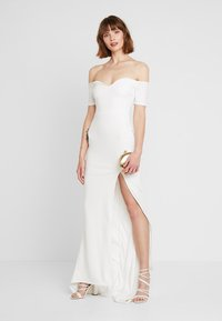 Club L London - Vestito elegante - white - 1