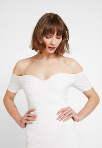 Club L London - Vestito elegante - white - 3