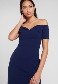 Club L London - Vestido de cóctel - navy - 5
