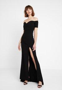 Club L London - Koktejlové šaty/ šaty na párty - black - 0