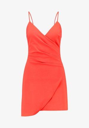 Denní šaty - orange