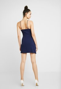 Club L London - Sukienka letnia - navy - 3