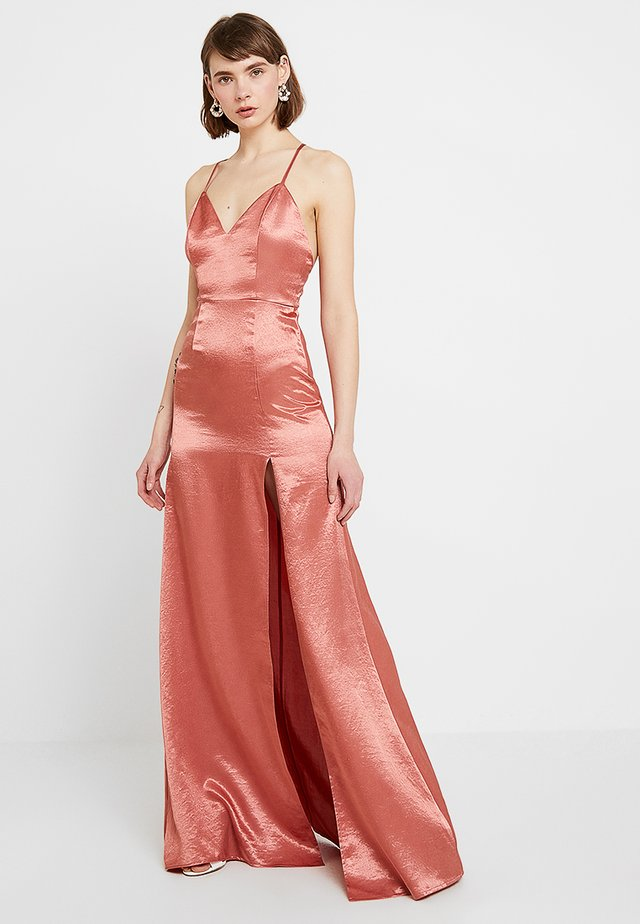 MAXI DRESS - Ballkjole - dusky pink