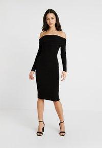 Club L London - Denní šaty - black - 0