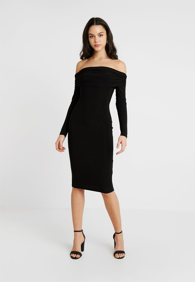 Club L London - Denní šaty - black