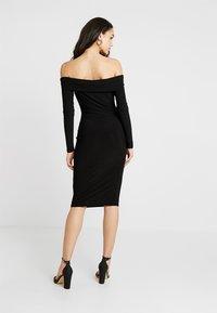 Club L London - Denní šaty - black - 3