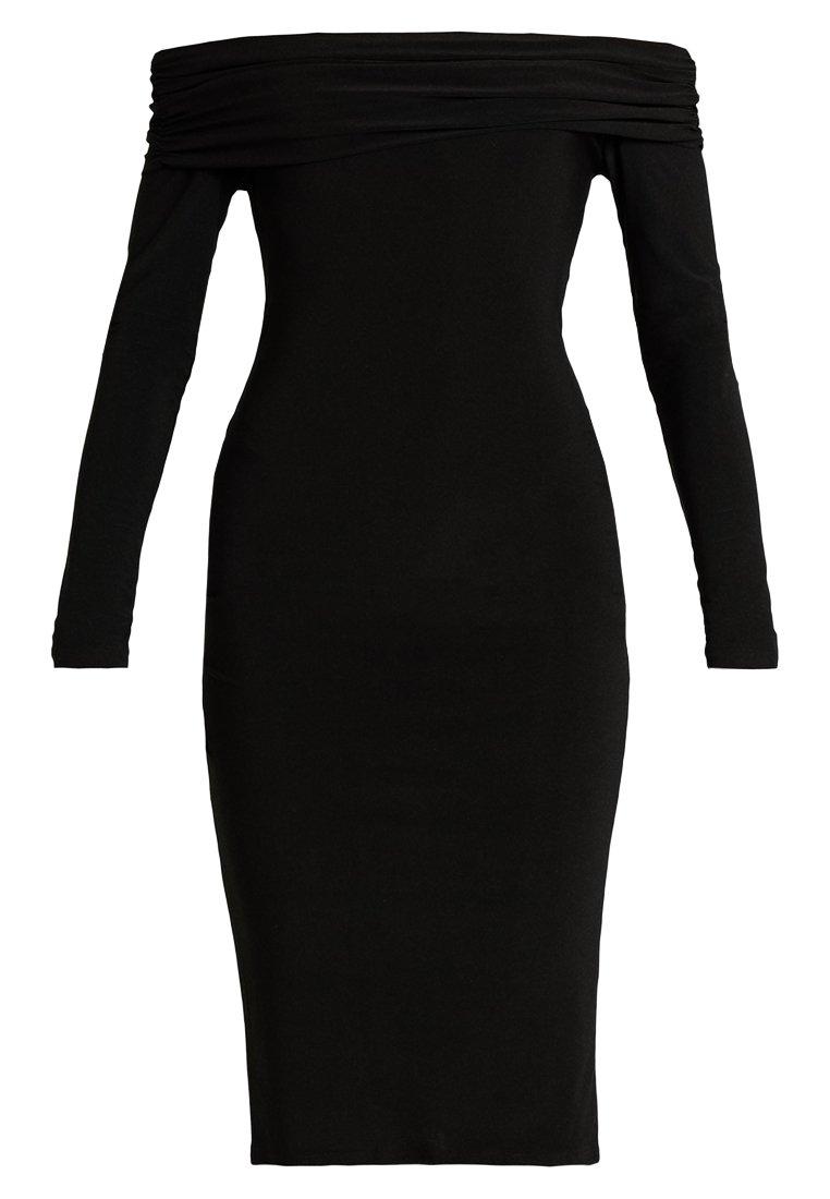 Club L London Vestito Estivo - Black ymd08DY