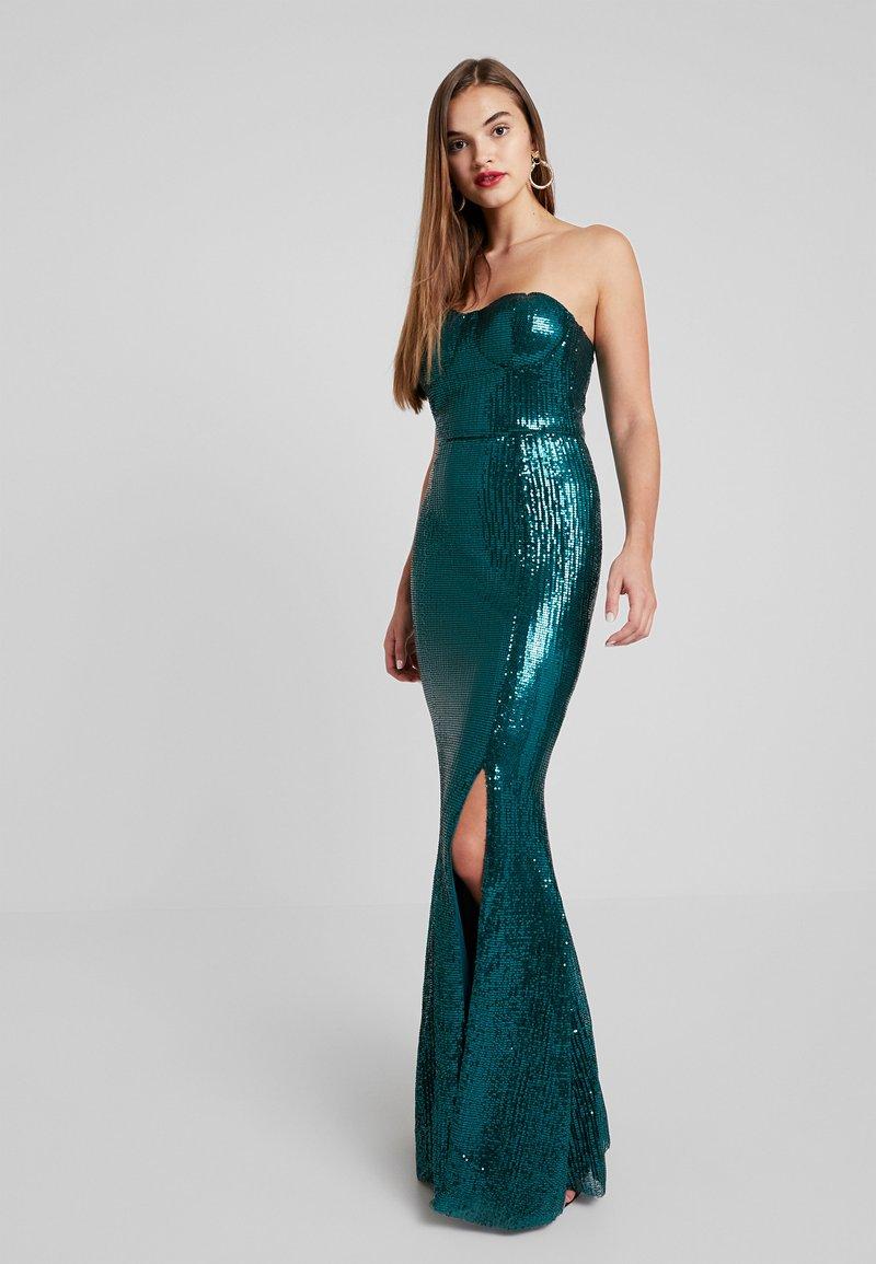 Club L London - Společenské šaty - zelená