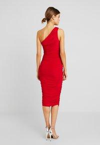 Club L London - Day dress - red - 2