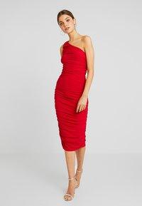 Club L London - Day dress - red - 0