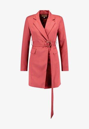 Korte jurk - dusky pink
