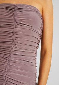 Club L London - Denní šaty - mauve - 5