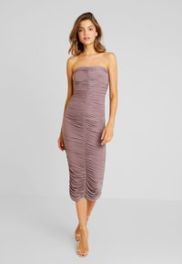 Club L London - Korte jurk - mauve - 1