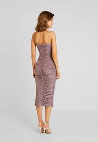 Club L London - Denní šaty - mauve - 2