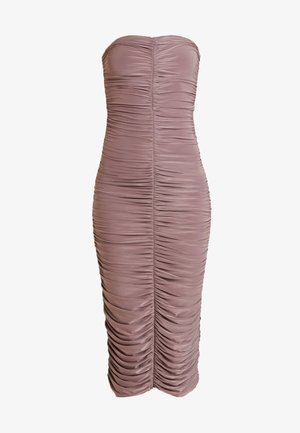 Day dress - mauve