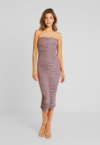 Club L London - Korte jurk - mauve - 0
