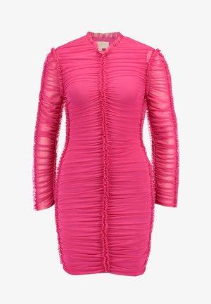 Kjole - hot pink