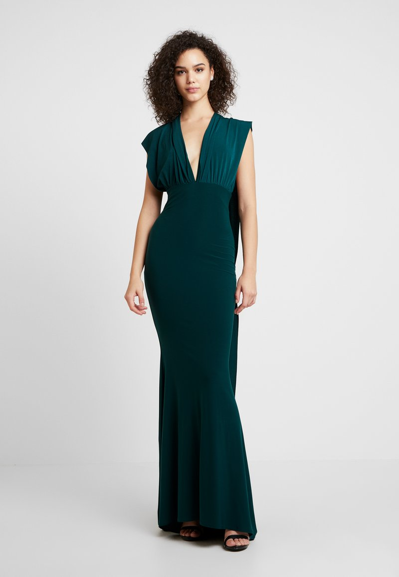 Club L London - MULTIWAY FISHTAIL MAXI DRESS - Ballkleid - emerald