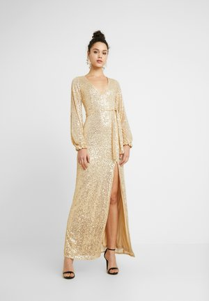 Robe de cocktail - gold