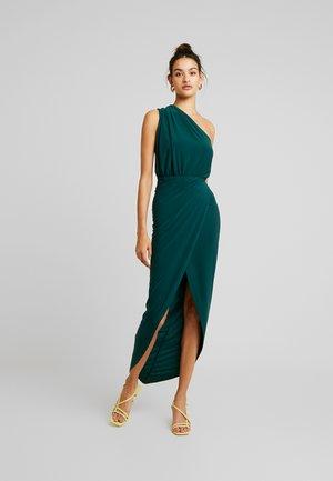 Suknia balowa - green