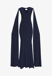 Club L London - CAPE SLEEVE FISHTAIL - Occasion wear - navy - 5