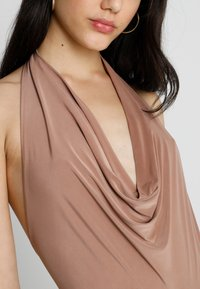 Club L London - COWL FRONT - Top - stone - 4